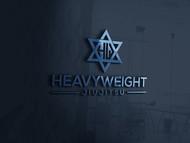 Heavyweight Jiujitsu Logo - Entry #126