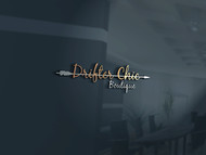 Drifter Chic Boutique Logo - Entry #358
