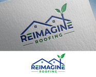 Reimagine Roofing Logo - Entry #351