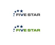 Five Star Logo - Entry #26