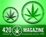 420 Magazine Logo Contest - Entry #4