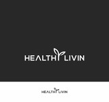 Healthy Livin Logo - Entry #146