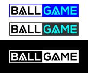 Ball Game Logo - Entry #173