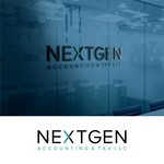 NextGen Accounting & Tax LLC Logo - Entry #465
