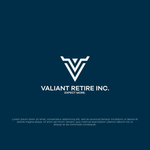 Valiant Retire Inc. Logo - Entry #438