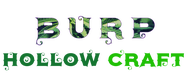 Burp Hollow Craft  Logo - Entry #270
