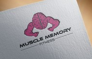 Muscle Memory fitness Logo - Entry #110