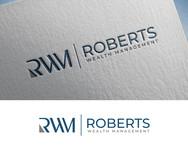 Roberts Wealth Management Logo - Entry #573