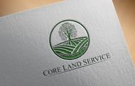 CLS Core Land Services Logo - Entry #6