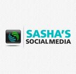 Sasha's Social Media Logo - Entry #178