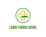 Lawn Fungus Medic Logo - Entry #164
