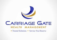 Carriage Gate Wealth Management Logo - Entry #100
