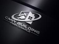 CMW Building Maintenance Logo - Entry #498