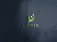 Airmed Logo - Entry #6