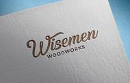 Wisemen Woodworks Logo - Entry #214
