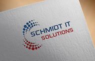 Schmidt IT Solutions Logo - Entry #68