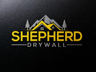 Shepherd Drywall Logo - Entry #200