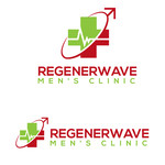 Regenerwave Men's Clinic Logo - Entry #43