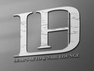 Leah's auto & nail lounge Logo - Entry #220