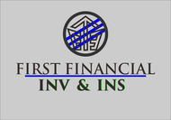 First Financial Inv & Ins Logo - Entry #94
