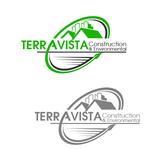 TerraVista Construction & Environmental Logo - Entry #366