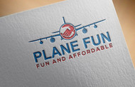 PlaneFun Logo - Entry #51