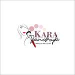 Kara Fendryk Makeup Artistry Logo - Entry #69