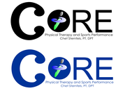 Core Physical Therapy and Sports Performance Logo - Entry #170
