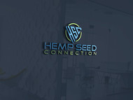 Hemp Seed Connection (HSC) Logo - Entry #168