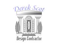 Derek Scot, Design Contractor Logo - Entry #56
