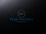 Peak Vantage Wealth Logo - Entry #138