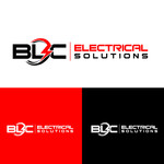 BLC Electrical Solutions Logo - Entry #218