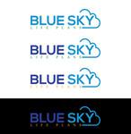 Blue Sky Life Plans Logo - Entry #350
