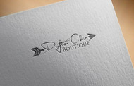 Drifter Chic Boutique Logo - Entry #195