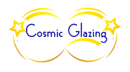 Cosmic Glazing Logo - Entry #95