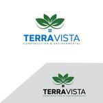 TerraVista Construction & Environmental Logo - Entry #256
