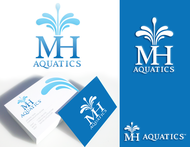MH Aquatics Logo - Entry #129