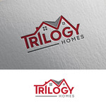 TRILOGY HOMES Logo - Entry #65