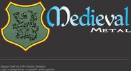 Medieval Metal Logo - Entry #33