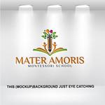 Mater Amoris Montessori School Logo - Entry #686
