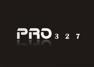 PRO 327 Logo - Entry #19
