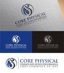 Core Physical Therapy and Sports Performance Logo - Entry #206