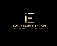 Improbable Escape Logo - Entry #11