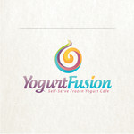 Self-Serve Frozen Yogurt Logo - Entry #14