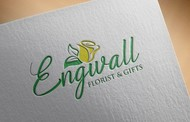 Engwall Florist & Gifts Logo - Entry #255