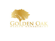 Golden Oak Wealth Management Logo - Entry #26