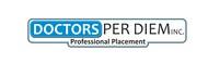 Doctors per Diem Inc Logo - Entry #65