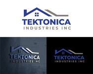 Tektonica Industries Inc Logo - Entry #292