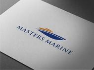 Masters Marine Logo - Entry #163