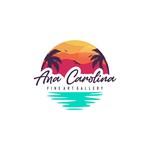 Ana Carolina Fine Art Gallery Logo - Entry #187